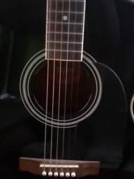 Violão Tagima montana t-bk elétrico