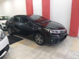 Corolla Xei + GNV top troco e financio aceito carro ou moto maior ou menor valor