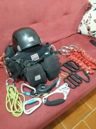Alpinismo/rapel super kit