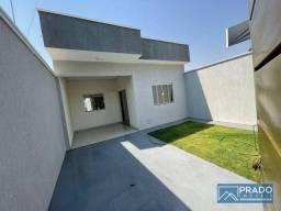 Casa 3 qts - Residencial Itália