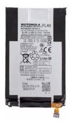 pronta Entrega Bateria Motorola FL40 Moto X Play Xt1563 100% Original