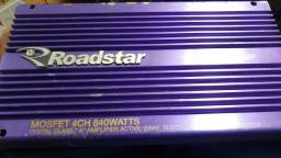Amplificador automotivo Roadstar