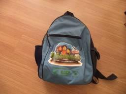 Combo de mochilas - com serigrafia com motivos infantis - Leia o anúncio inteiro