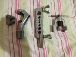 kit flangeador de refrigeração