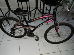 Título do anúncio: Bicicleta Caloi 300 aro 26 alumínio