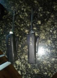 Rádio de comunicação Motorola Ep450