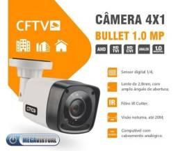 Kit Cameras de Seguranca - Instalacao Inclusa