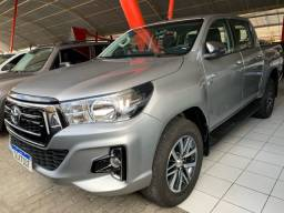 Toyota  Hilux  flex  4x4 SRV 2020 com 12 mil km rodado