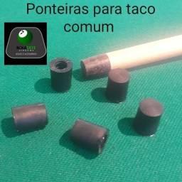 Título do anúncio: Ponteiras Para Tacos De Sinuca Pacote Com 20 Unidades