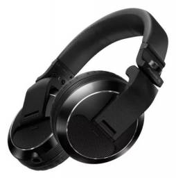 Fone de ouvido Pioneer HDJ-X7 Black - NOVO - Loja Física