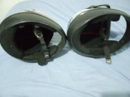2 capacetes 130 reais os dois bem conservado