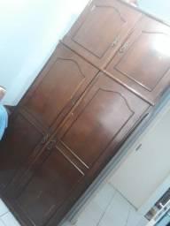 Guarda roupas 2 portas com Maleiro