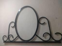 Moldura para Espelho em Ferro