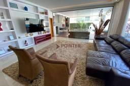 Mansão com 4 dormitórios à venda, 309 m² por R$ 2.200.000 - Residencial Goiânia Golfe Club