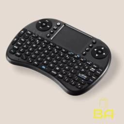Mini teclado sem fio USB