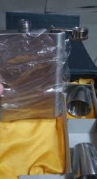Cantil whisky alumínio