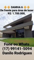 Casa a Venda em condomínio Rio Preto