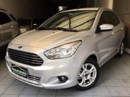 Ford Ka Sedan 1.5 Sel Plus Flex 2018 Bx Km Top de Linha Unico Dono Novissimo!!!