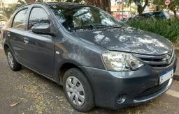 Título do anúncio: Etios Sedan 1.5X 2014 / Km 93.000