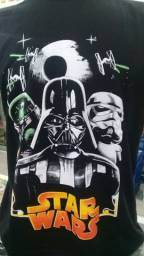 Camisetas de Séries, Filmes e Bandas