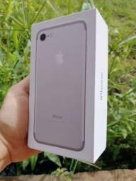iPhone 7 Silver 32gb Novo !