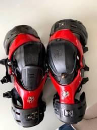 Título do anúncio: Joelheira - Brace - Asterisk Motocross