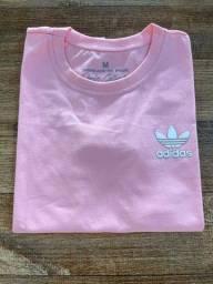 T-shirts femininas 25,00 ?