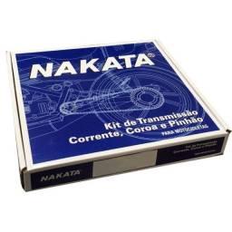 Kit Relação Honda Cg 125 Fan - Nakata Novo