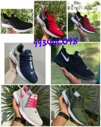 Promoção tênis nike run utility e Nike Air presto ( 120 com entrega)