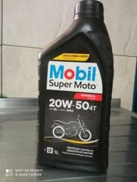 Óleo Mobil para moto