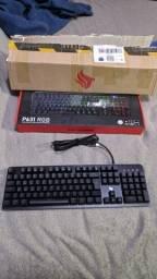 Teclado Mecanico Pichau P631K RGB, Switch Kailh RED, PGK-P631KR-RGB