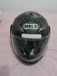 Capacete N58 Helt - Escamoteável