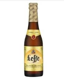 Cerveja belga Leffe blonde 330ml
