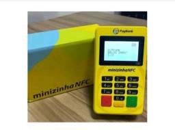 Título do anúncio: Maquineta Pagseguro Minizinha NFC - D175 Pronta Entrega