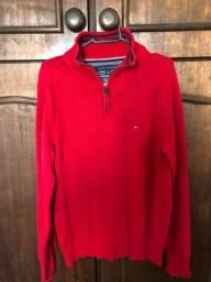 Suéter Tommy Hilfiger tamanho P