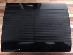 Título do anúncio: Playstation 3 Super Slim Original 500gb + 10 Jogos