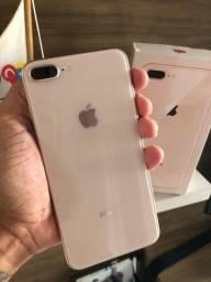 IPhone 8 Plus rose 64gb LEIA