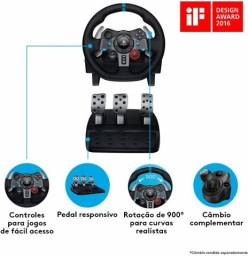 Volante Logitech G29 Driving Force para PC