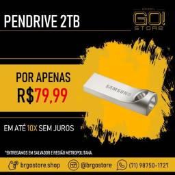 PENDRIVE SAMSUNG USB 3.0 2TB [RECIBO + GARANTIA]