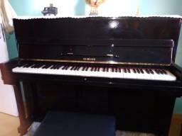 Piano Ed Seiler  modelo apto, restaurado.