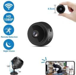 A9 Mini Câmera Wifi, Câmera 1080p Hd.