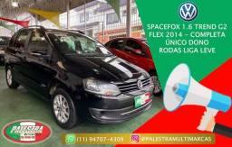 Volkswagen SPACEFOX TREND GII 1.6 FLEX
