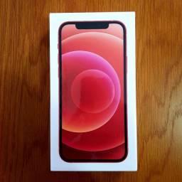Apple iPhone 12 64GB Product Red (Vermelho) Novo Lacrado