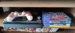 PS4 novo 1 terá na caixa