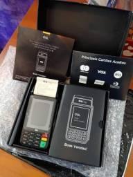 Máquina de cartão C6 Bank