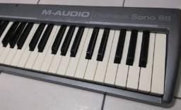 Controlador M-áudio Prokeyes Sono 88