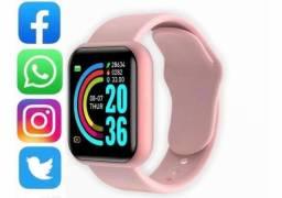 Relógio Inteligente Smartwatch Feminino