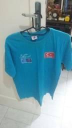 Camisa oficial vôlei Turquia tamanho M