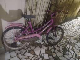 Bicicleta das princesas
