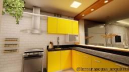 Projeto arquitetônico residencial / comercial